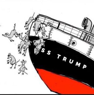 Tuesday Reads: Rats are Abandoning Trump\'s Sinking Ship and.