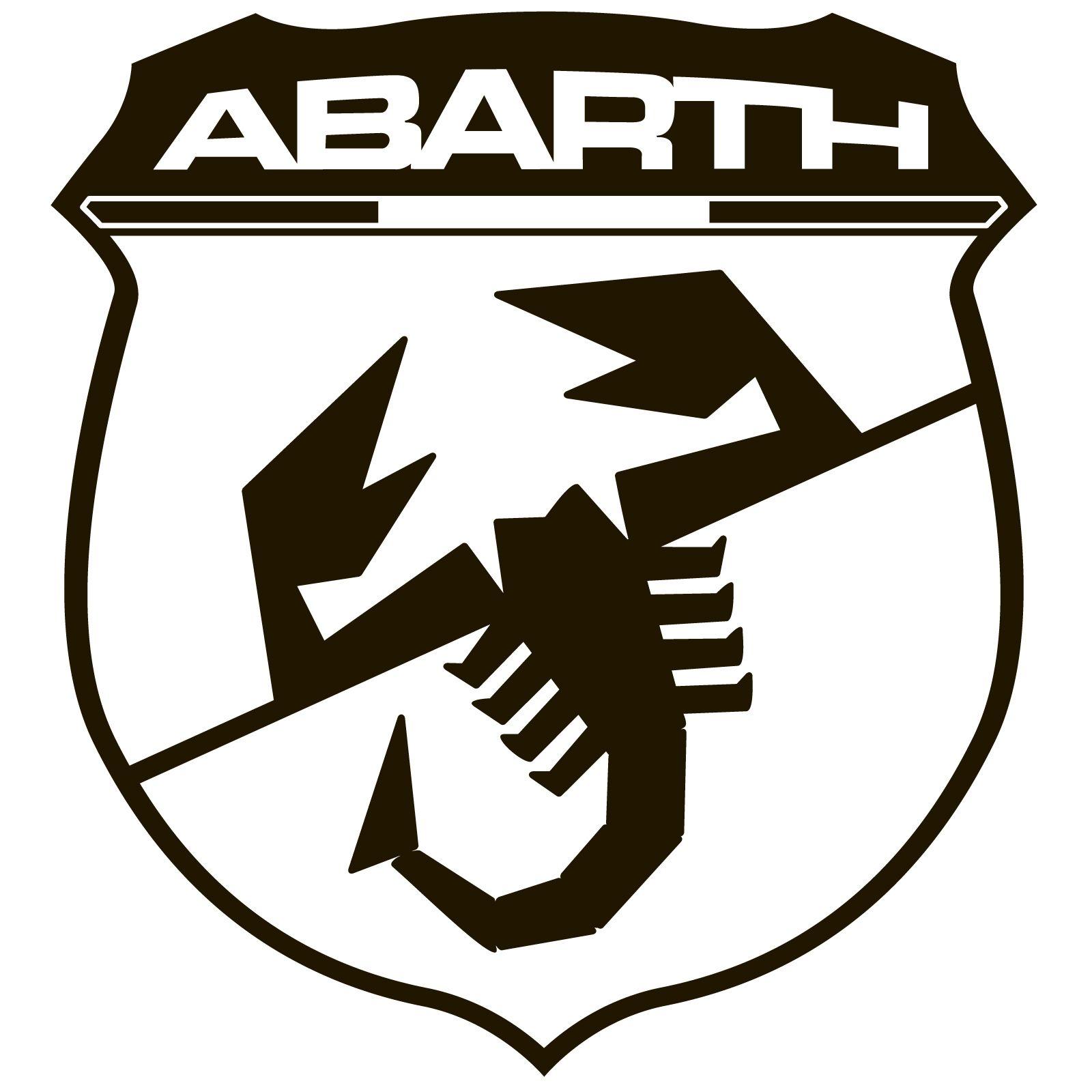 Emblème Abarth.