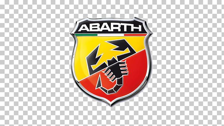Abarth Fiat 500 Fiat Punto Car, cars logo brands PNG clipart.