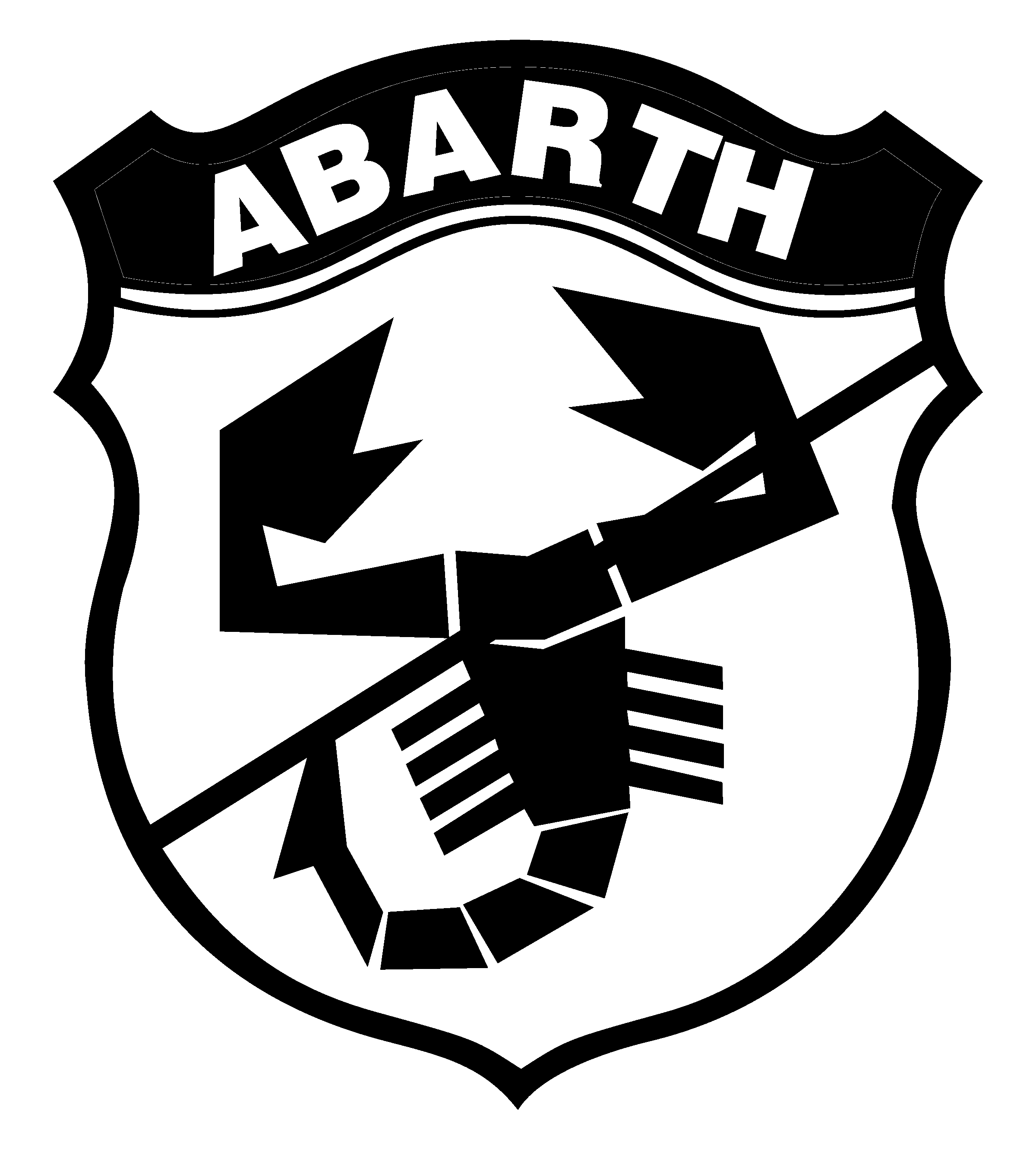 Abarth C Logo PNG Transparent & SVG Vector.