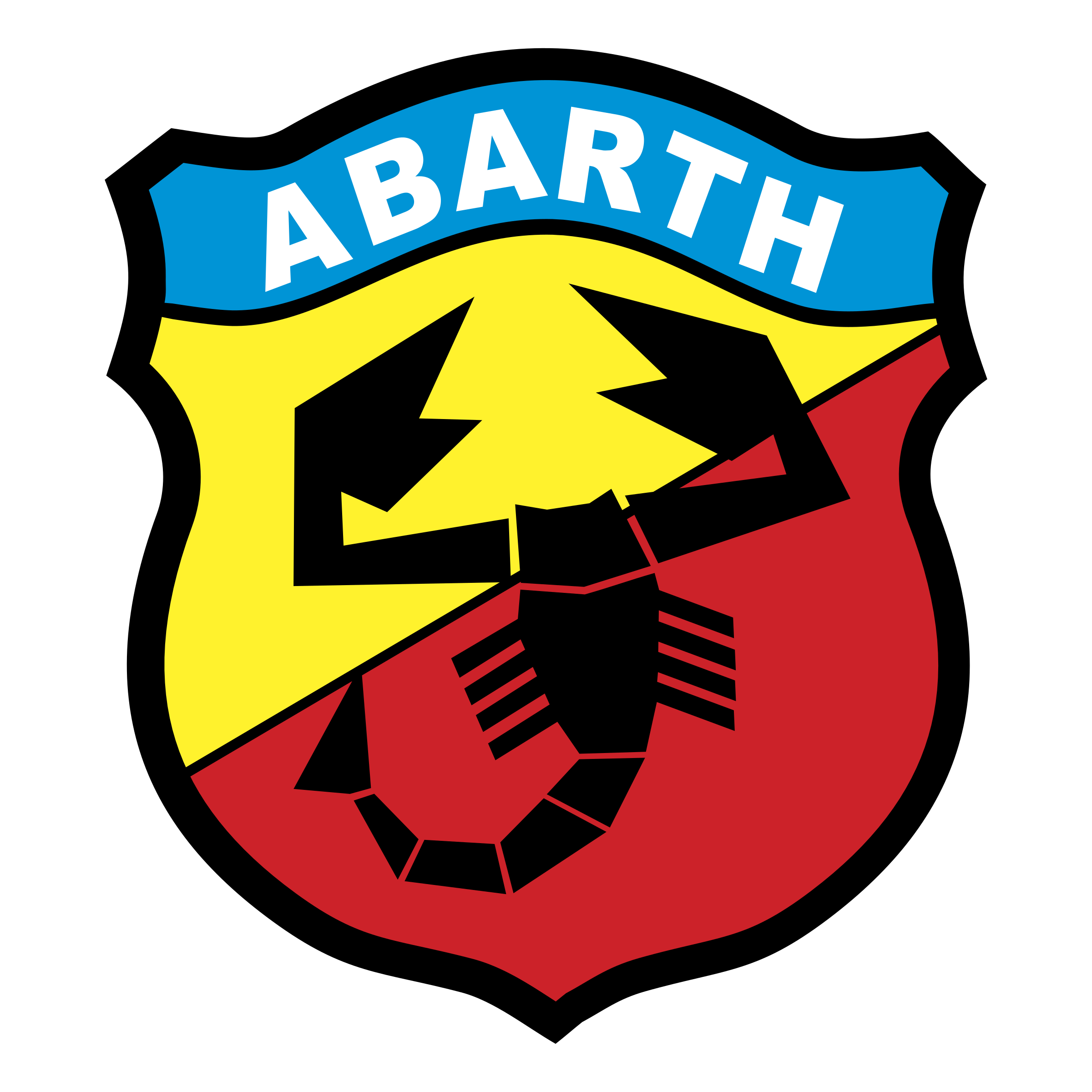 Abarth Logo PNG Transparent & SVG Vector.