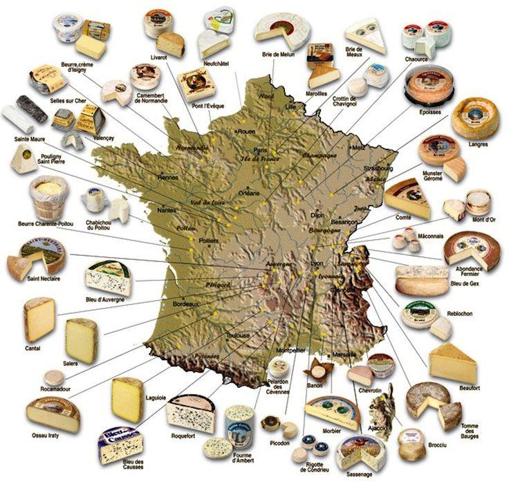 1000+ ideas about Fromages De France on Pinterest.