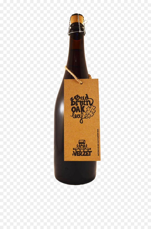 Sour beer Oud bruin Beer bottle Lost Abbey.