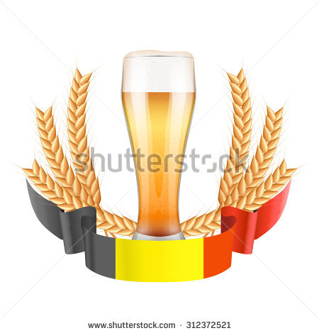 Belgium Beer Stock Photos, Royalty.