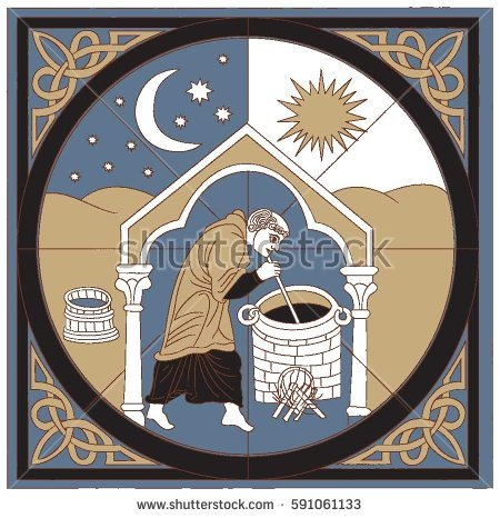 Monastery Beer Stock Photos, Royalty.