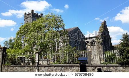 Abbey Church Stock Photos, Royalty.