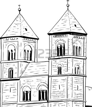 637 Abbey Stock Vector Illustration And Royalty Free Abbey Clipart.