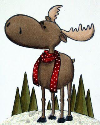 1000+ ideas about Moose Art on Pinterest.