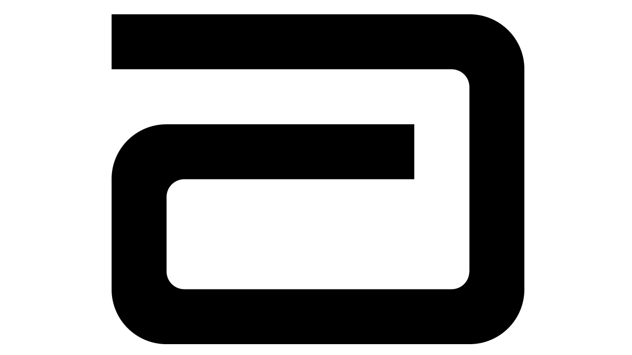 Meaning Abbott logo and symbol.