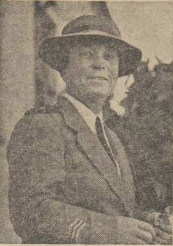 Joan Stevenson Abbott.