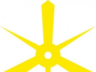 Symbol Of Kyoto Abbreviated clip art.