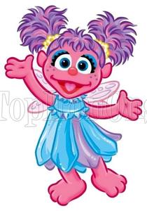 Elmo Abby Cadabby Clipart.