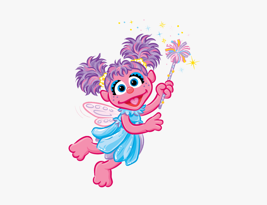 Sesame Street Clip Art.