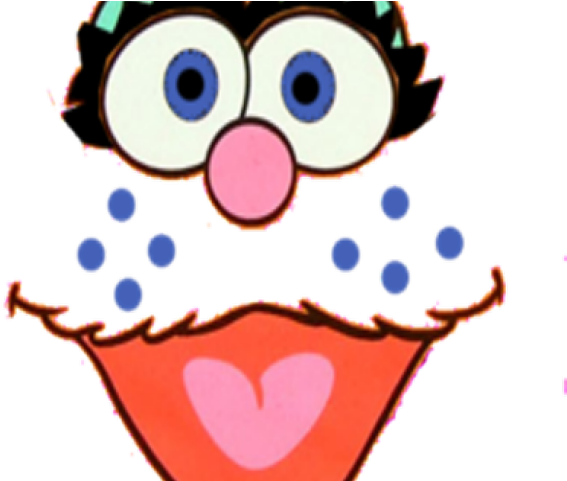 Face Clipart Sesame Street.