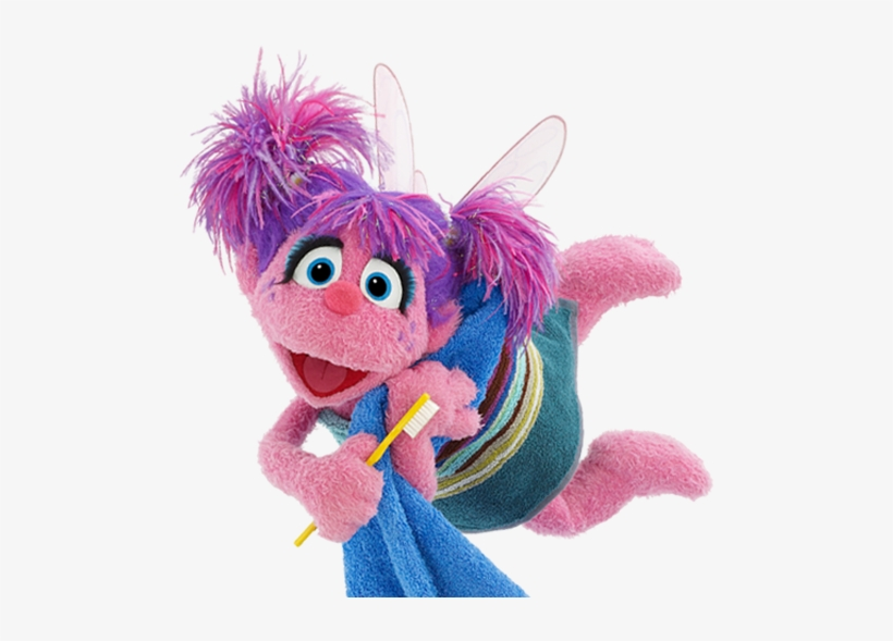 The Gallery For > Sesame Street Abby Png.