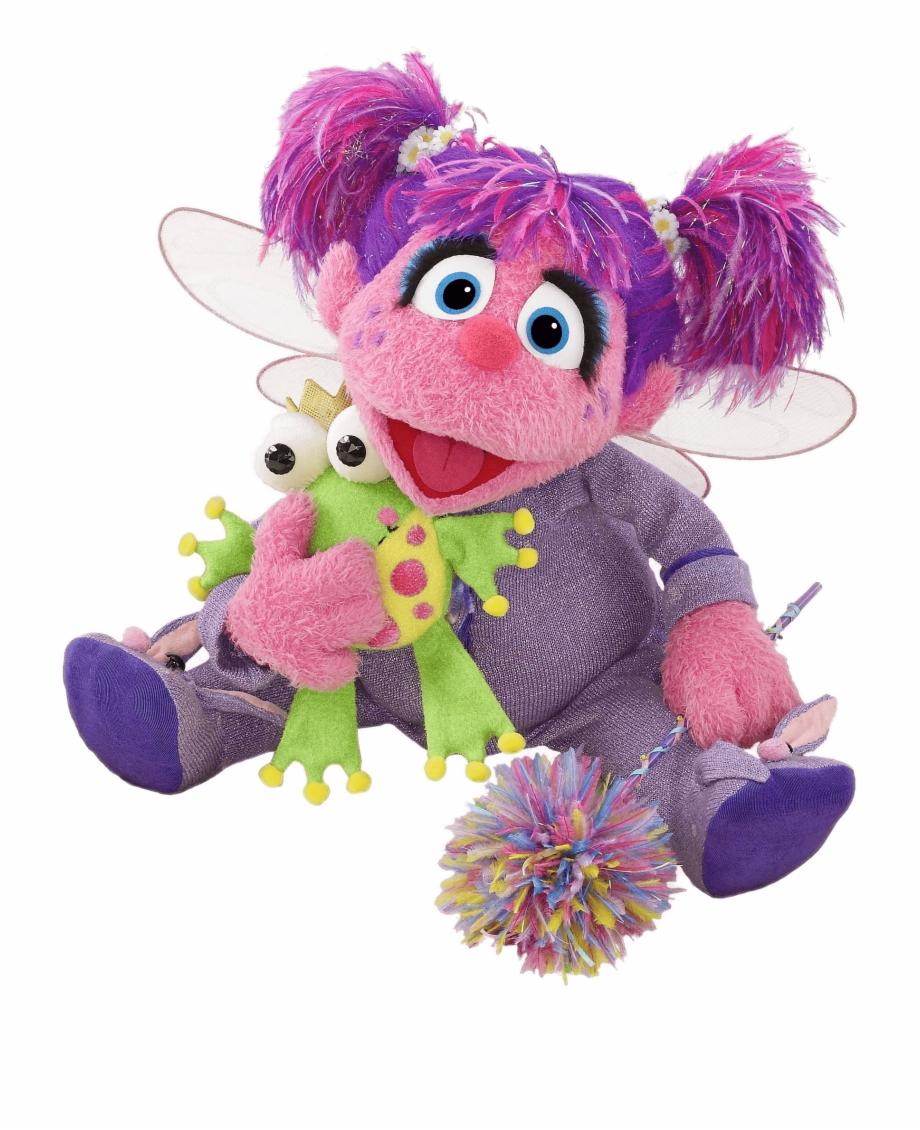 Sesame Street Elmo Abby Frog 4953.