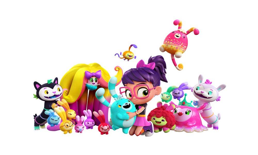 Nickelodeon Renews Four Powerhouse Preschool Animation Hits.