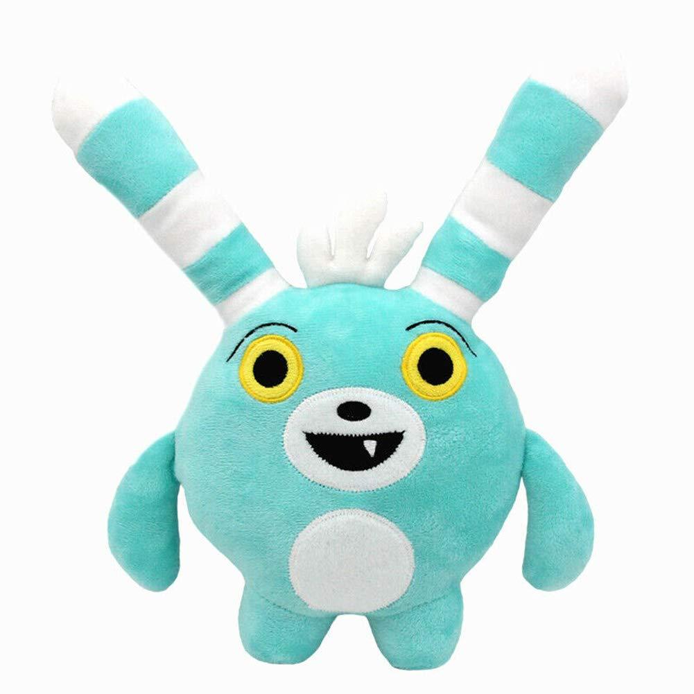 zcpace TV Abby Hatcher Bozzly Bunny Rabbit Plush Doll Stuffed Toy 30cm.