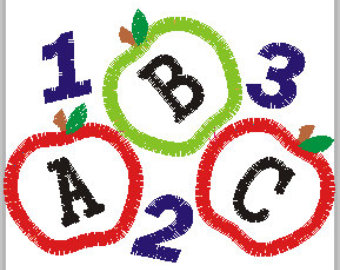 Free ABC 123 Cliparts, Download Free Clip Art, Free Clip Art on.