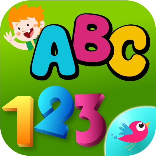 ABC 123 Tracing for Toddlers.
