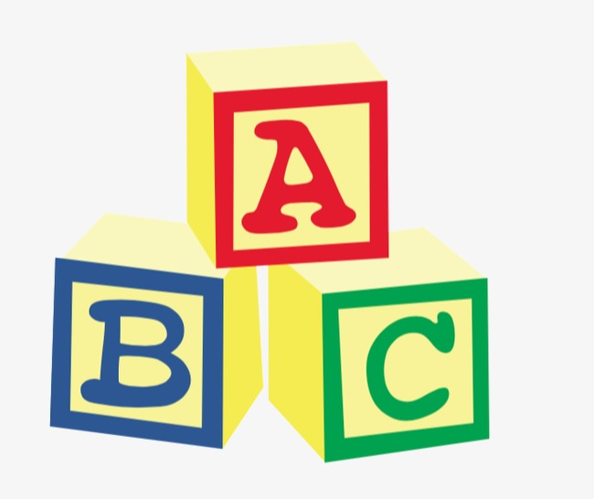 Abc Block Image Cartoon Letter Box PNG And Clipart For Free Detail.