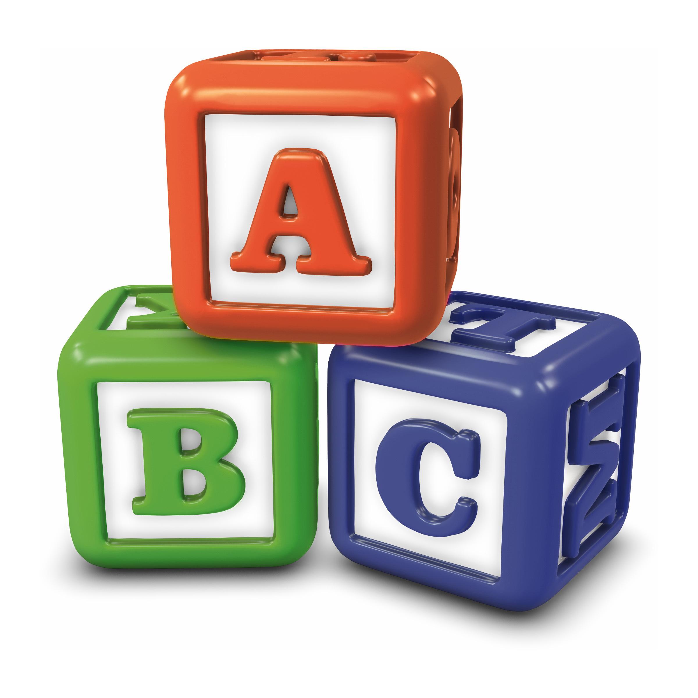 Abc blocks abc building blocks clipart clip art library.