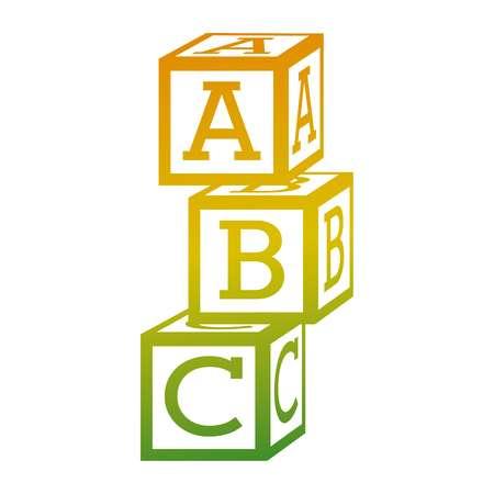 7,758 Abc Blocks Cliparts, Stock Vector And Royalty Free Abc Blocks.