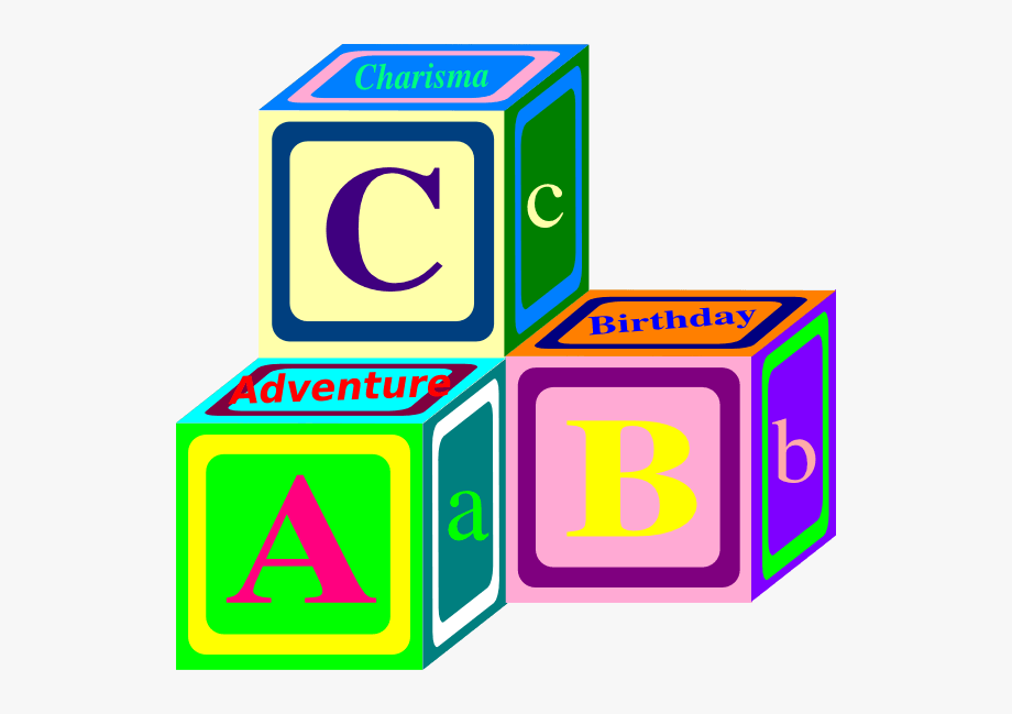 Abc Clipart Png.