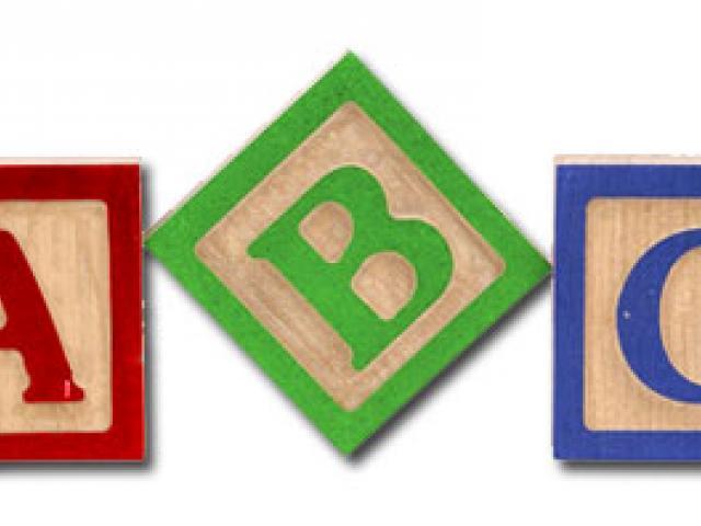 Abc Blocks Clipart 10.