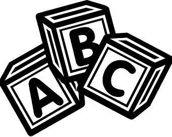 Abc blocks.