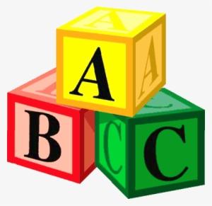 Abc Blocks PNG Images.