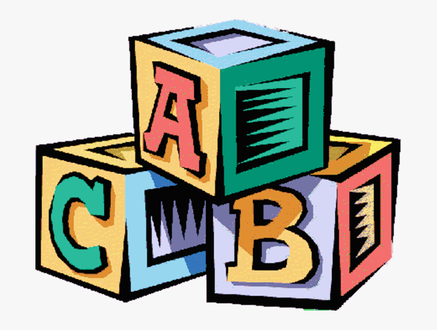 Alphabet Blocks Clipart.