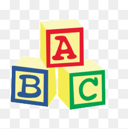 2967 Abc free clipart.