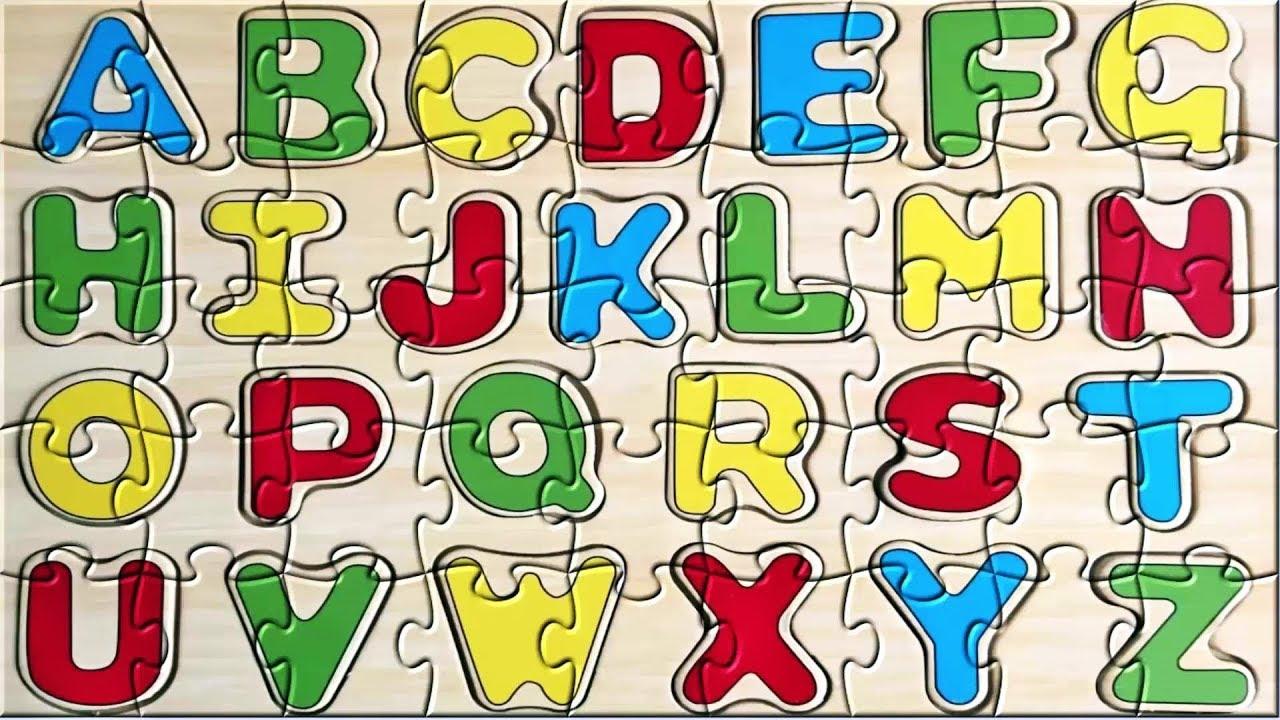 Abc clipart puzzle, Abc puzzle Transparent FREE for download.