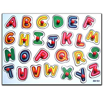 Buy Wooden ABC Board Puzzle Online at Low Prices in India.