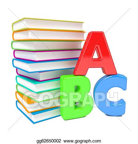 Abc clipart abc book, Abc abc book Transparent FREE for.