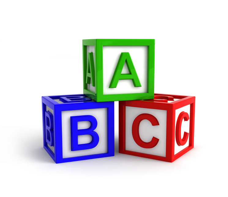 44+ Abc Blocks Clipart.