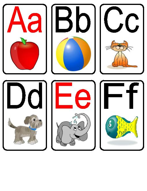 Alphabet clipart flashcard, Alphabet flashcard Transparent.