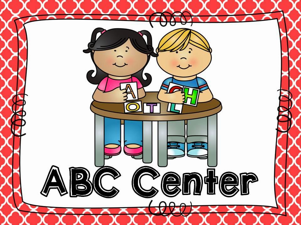 Centers clipart literacy center, Picture #166947 centers.