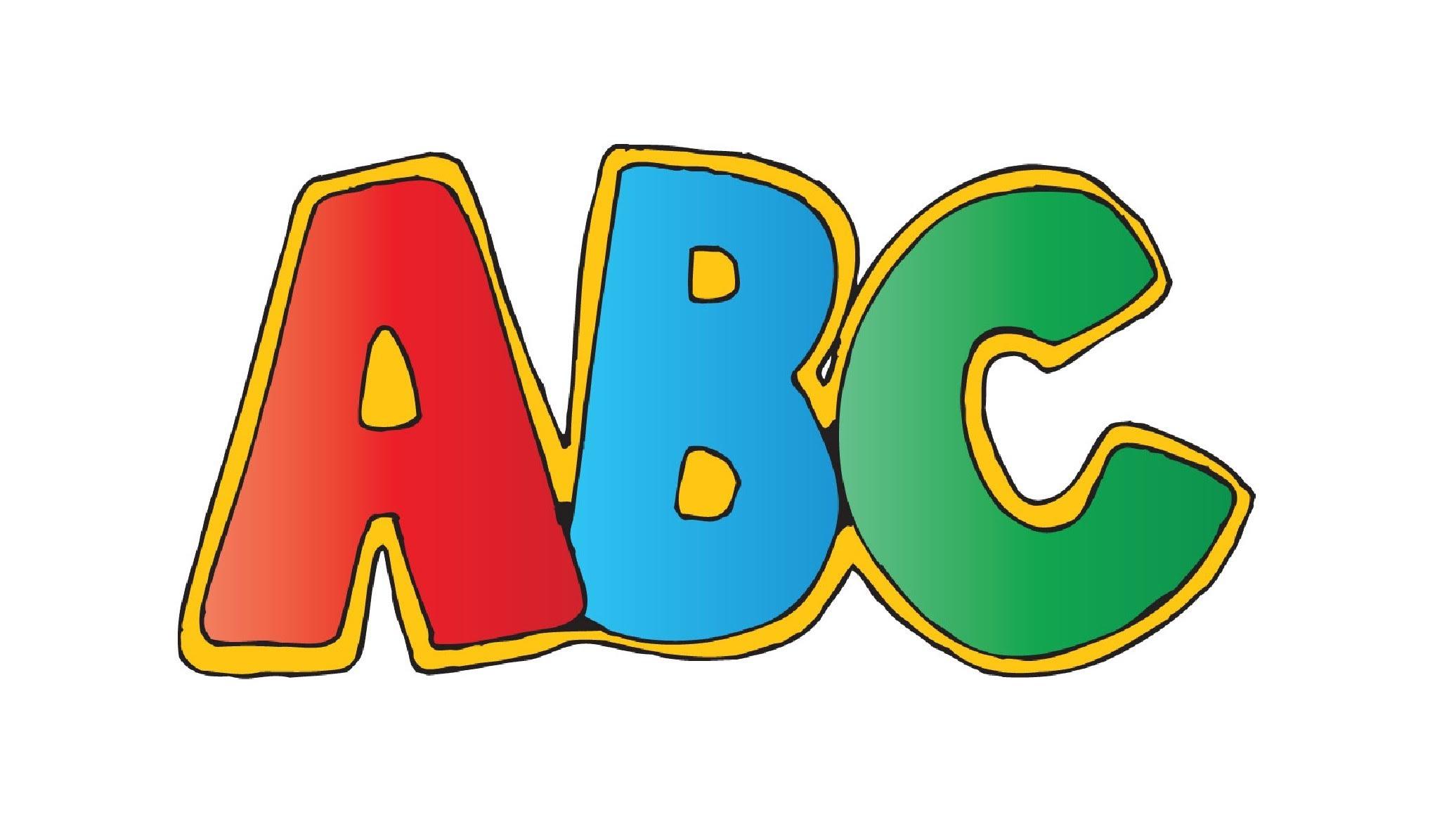 Abc Clipart.