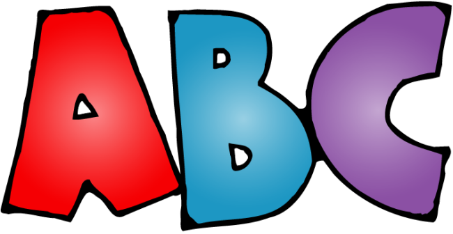 Abc clipart alphabet free clipartoons cliparts and others art.