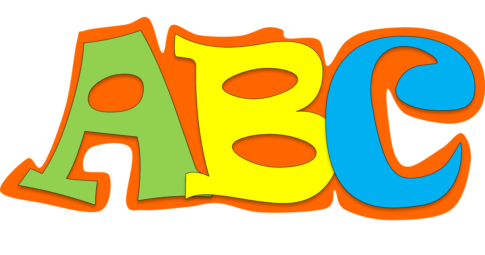 Free Clipart Of Alphabet
