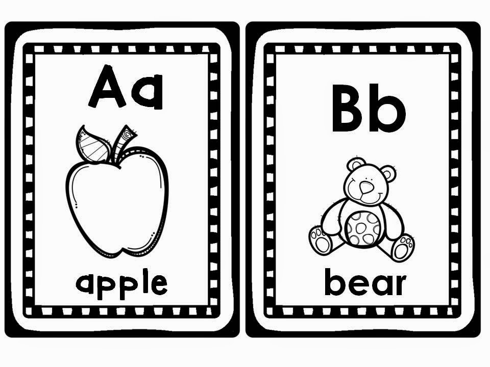 Abc Clip Art Black And White (104+ images in Collection) Page 1.