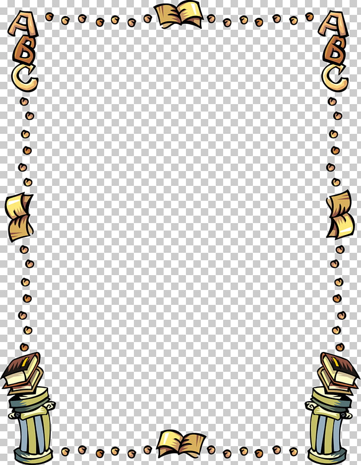 Free content , ABC s Border PNG clipart.