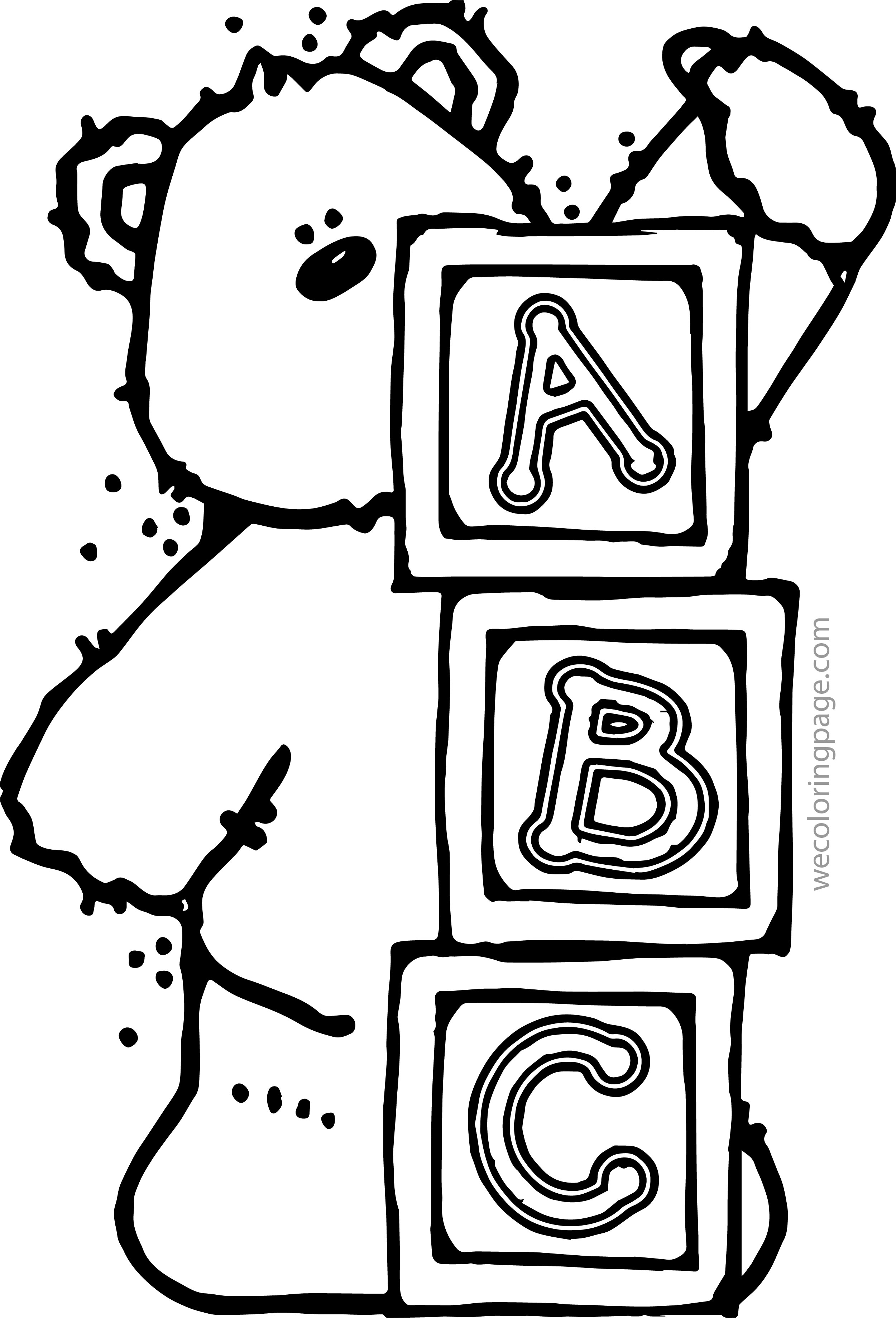 coloring ~ Letters Coloring Pages Alphabet Page Stock Vector.
