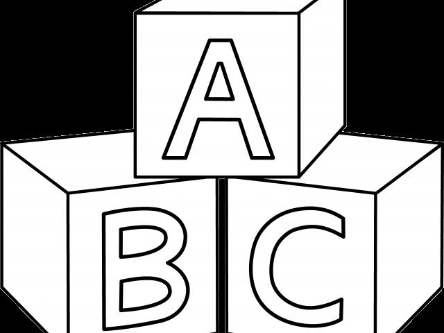 Abc Blocks Clipart.