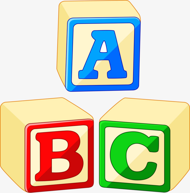 Abc png clipart 7 » Clipart Station.