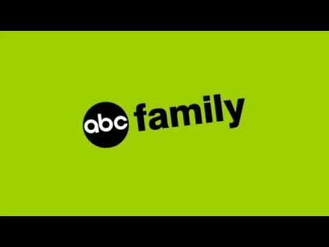 Fox Family And ABC Family Logos.