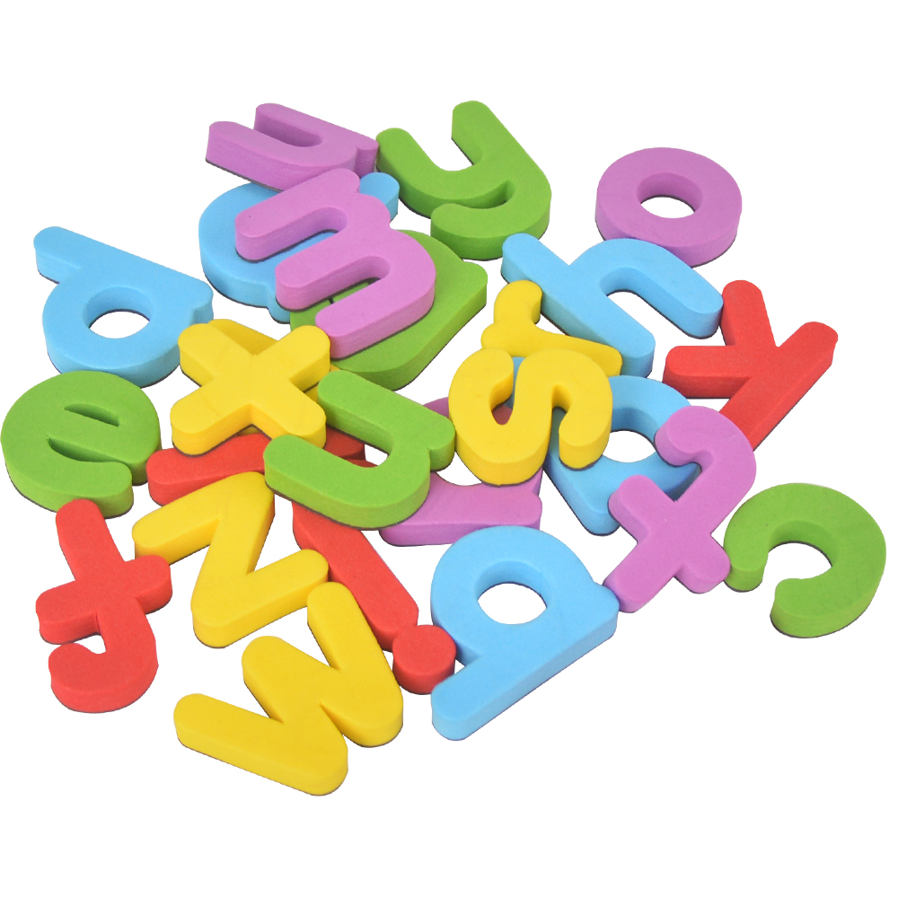 Abc Foam Clipart Clipground