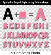 Vector Clip Art of ABC Islands.